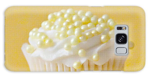 Yellow Sprinkles Galaxy Case by Art Block Collections