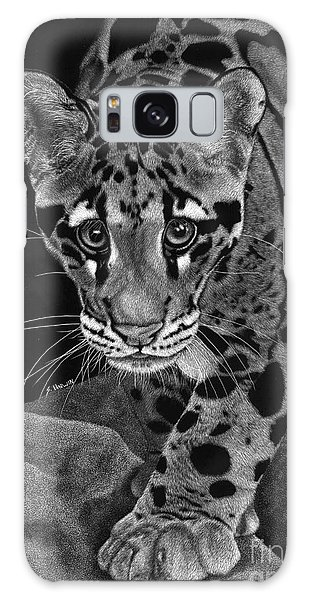 Yim - The Clouded Leopard Galaxy Case
