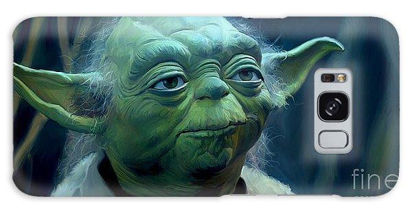 Nerd Galaxy Case - Yoda by Paul Tagliamonte