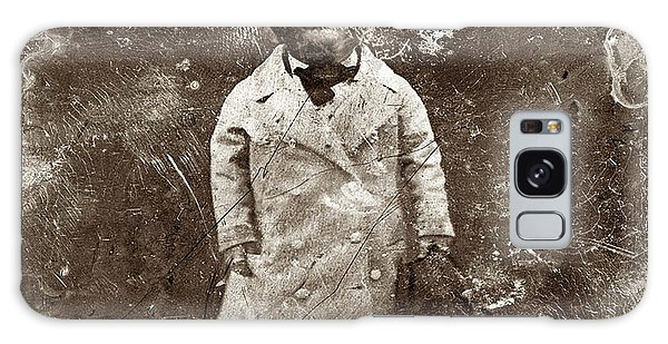 Yoda Star Wars Antique Photo Galaxy Case