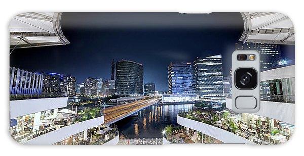Round Galaxy Case - Yokohama by Tomoshi Hara