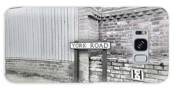 Bury St Edmunds Galaxy Case - York Road by Tom Gowanlock