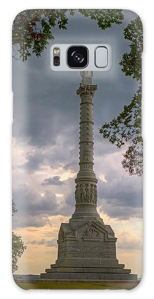 Yorktown Victory Monument Galaxy Case