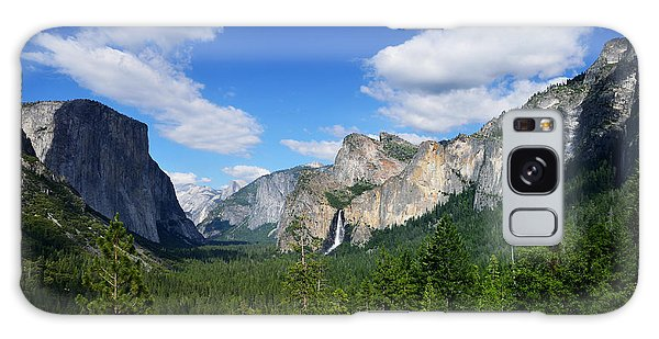 Yosemite National Park Galaxy Case
