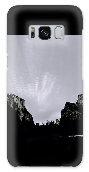 Yosemite National Park Galaxy Case by Shaun Higson