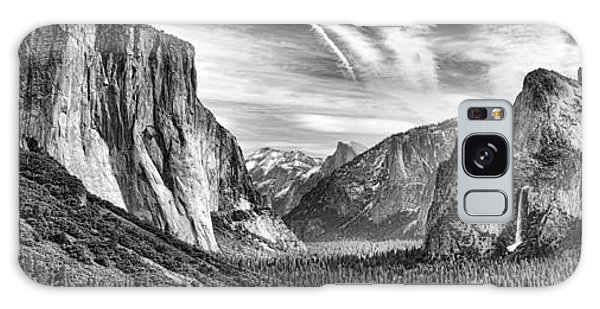 Yosemite Panoramic Galaxy Case by Chuck Kuhn