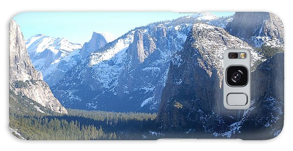 Yosemite Valley Galaxy Case