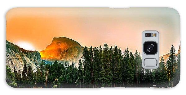 State Park Galaxy Case - Sunrise Surprise by Az Jackson