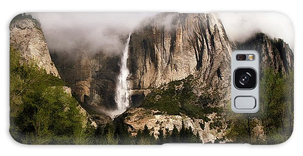 Yosemite Valley View Galaxy Case by Donna Kennedy