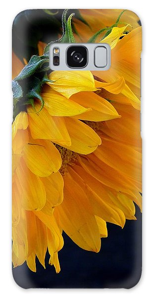 You Are My Sunshine Galaxy Case by Brenda Pressnall