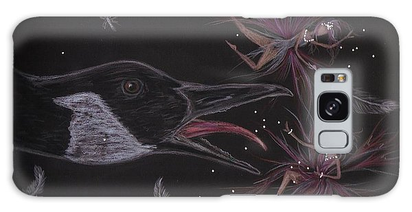 You Told Me You Spoke Goose Galaxy Case by Dawn Fairies