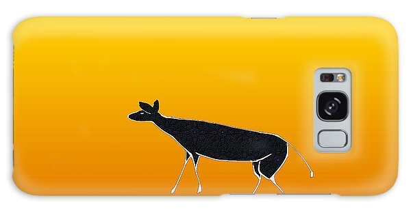 Young Antelope Galaxy Case