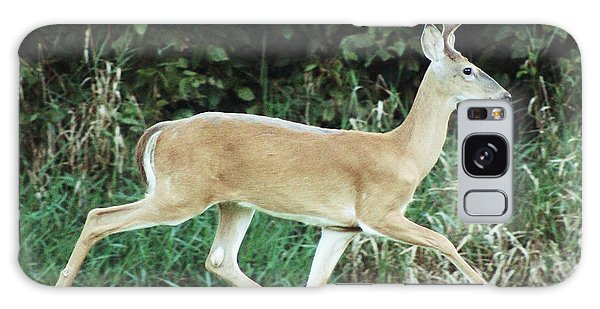 Young Buck Galaxy Case by Lorna Rogers Photography