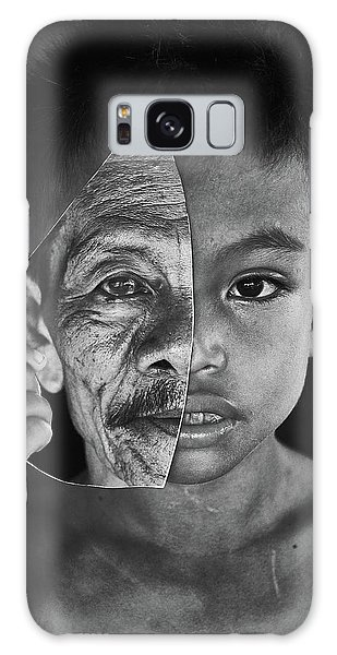 Young Galaxy Case - Young Or Old by Amaluddin