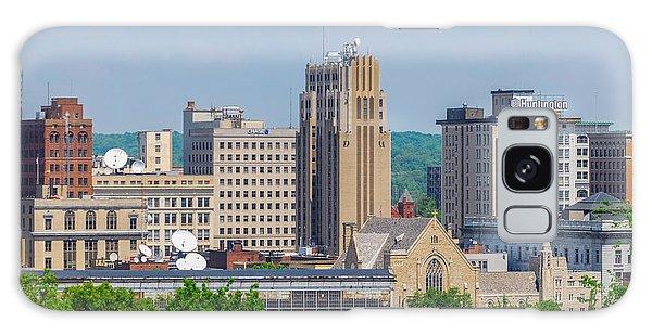 D39u-2 Youngstown Ohio Skyline Photo Galaxy Case