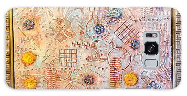 Alfredo Garcia Galaxy Case - Your Decepting Confusing Lies By Alfredo Garcia Art by Alfredo Garcia