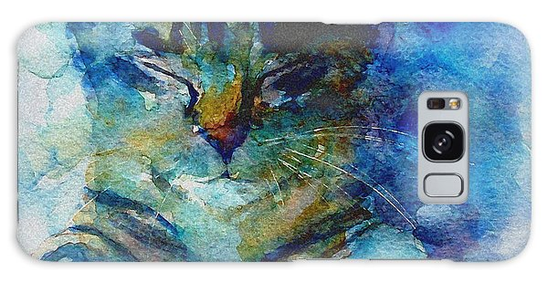 Cat Galaxy S8 Case - You've Got A Friend by Paul Lovering