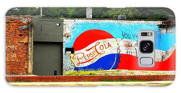 You've Got A Life To Live Pepsi Cola Wall Mural Galaxy Case