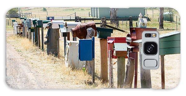 You've Got Mail Galaxy Case