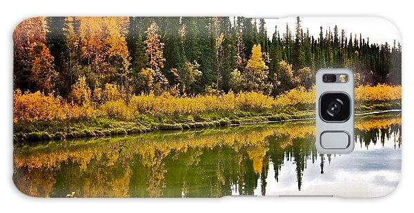 Yukon Autumn Galaxy Case