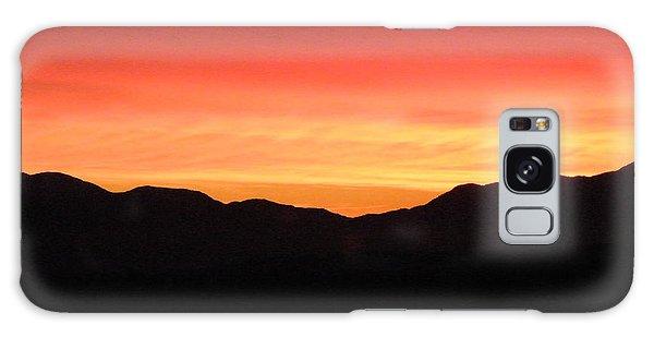 Yukon Gold And Crimson Galaxy Case