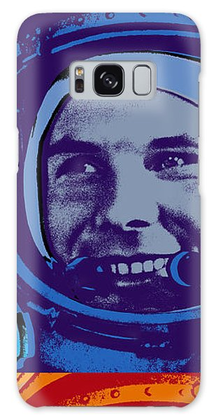 Yuri Gagarin  Galaxy Case