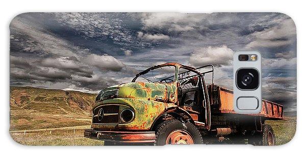 Truck Galaxy S8 Case - Z 466 by ?orsteinn H. Ingibergsson