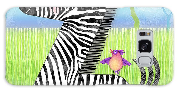 Z Is For Zebra Galaxy Case