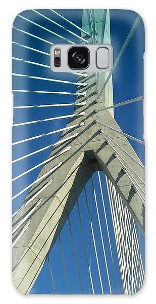 Zakim Bridge Boston Galaxy Case by Mary Bedy