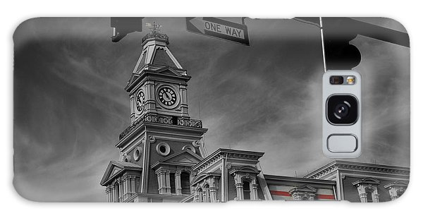 Zanesville Oh Courthouse Galaxy Case