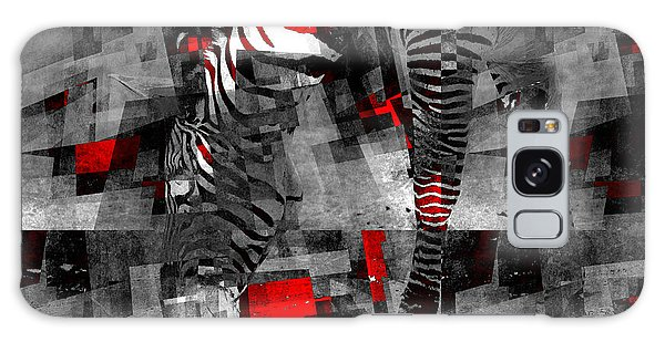 Zebra Art - 56a Galaxy Case by Variance Collections