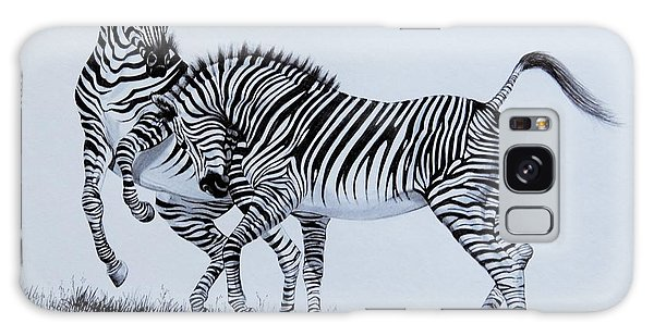 Zebra Play Galaxy Case