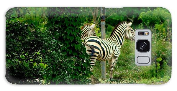 Zebras Galaxy Case
