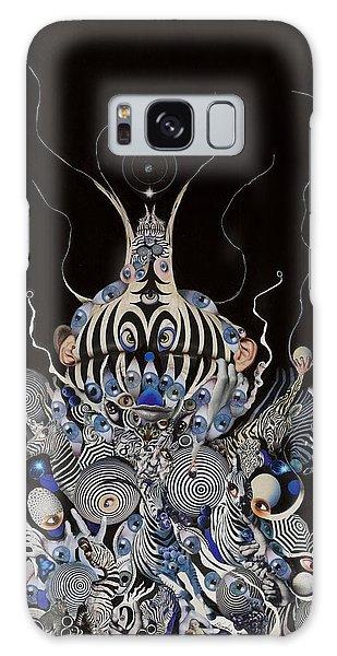 Zebratiki Galaxy Case by Douglas Fromm