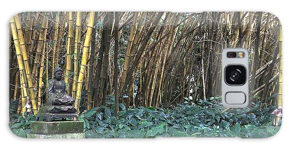 Zen Bamboo Galaxy Case
