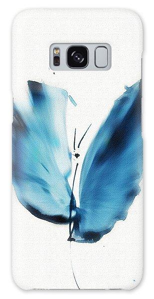 Zen Butterfly Galaxy Case