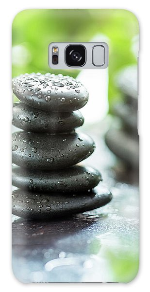 Rock Galaxy Case - Zen Pebbles by #name?