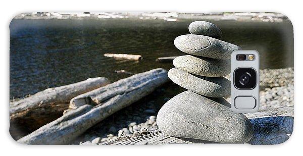 Zen Rocks Galaxy Case