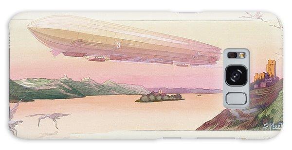 Zeppelin, Published Paris, 1914 Galaxy Case