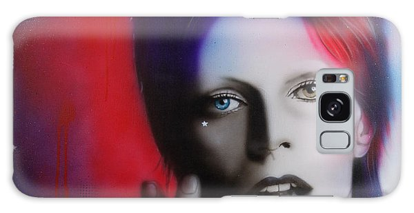 David Bowie - ' Ziggy Stardust ' Galaxy Case