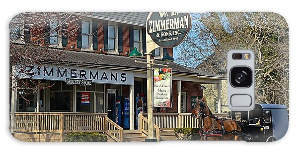 Zimmerman's Store Intercourse Pennsylvania Galaxy Case