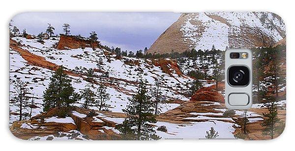 Zion Landscape Galaxy Case