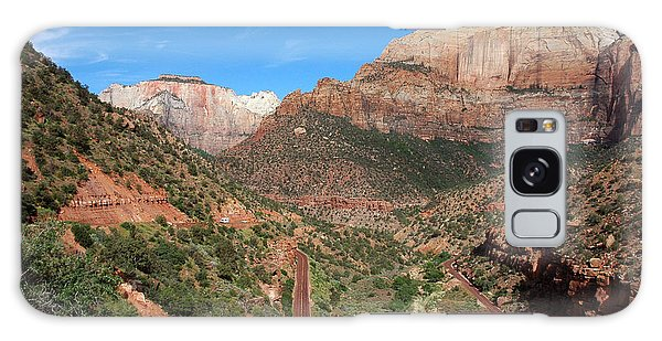 206p Zion National Park Galaxy Case