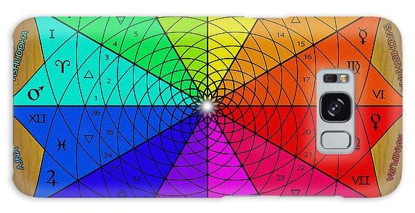 Zodiac Color Star Galaxy Case