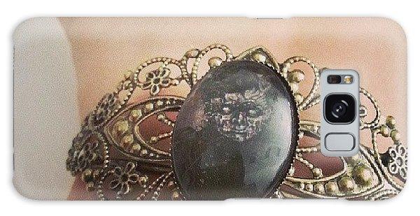 Steampunk Galaxy Case - #zombie #bronze #jewelry #victorian by Daniela Barisone