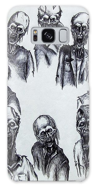 Zombies Galaxy Case