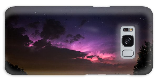 Zues At Play Under The Stars Galaxy Case