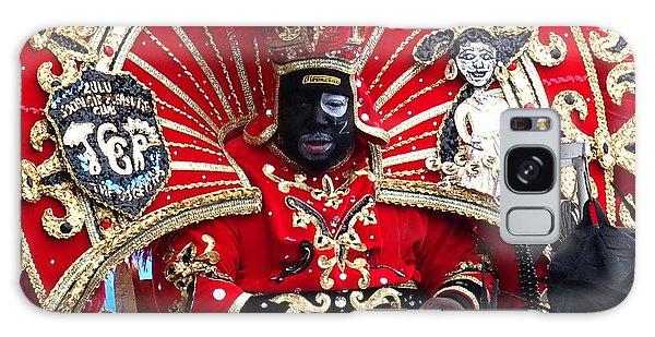 Zulu Mardi Gras Galaxy Case