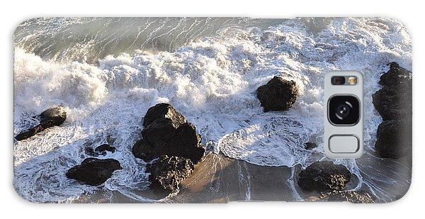 Zuma Beach Galaxy Case by Gandz Photography