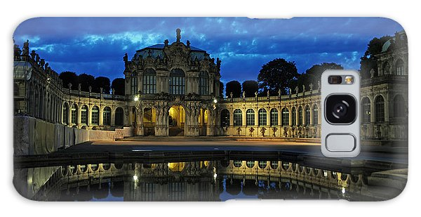 Zwinger Dresden Germany Galaxy Case